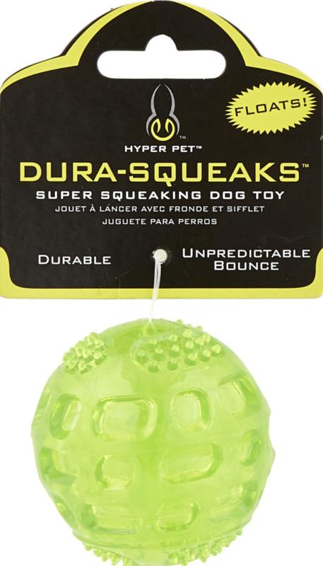 Hyper Pet Durasqueaks Ball