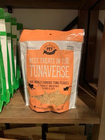 Granville Tuna Flakes 2.2. oz.