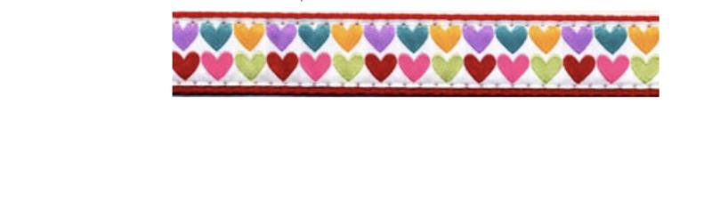 Pop hearts cat harness