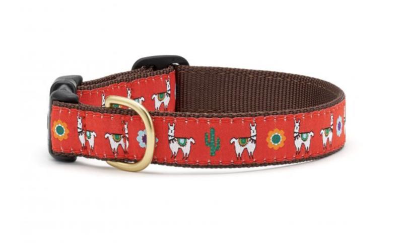 Llama Dog Collar