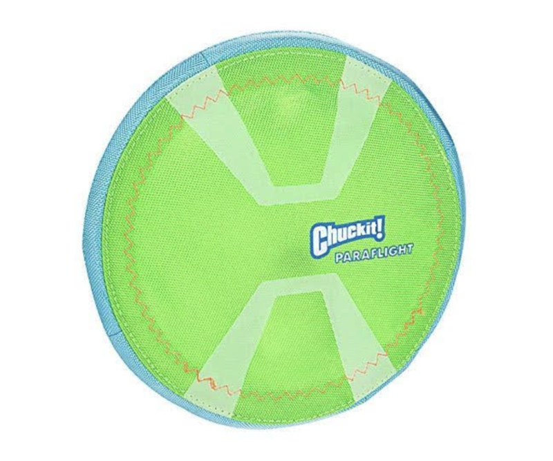 Chuck It Paraflight Max Glow Green