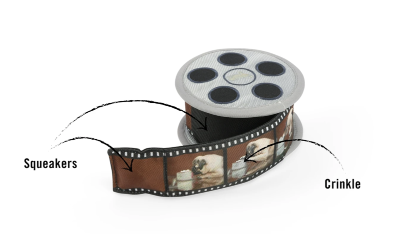 Hollywoof Collection Momo's Movie Reel