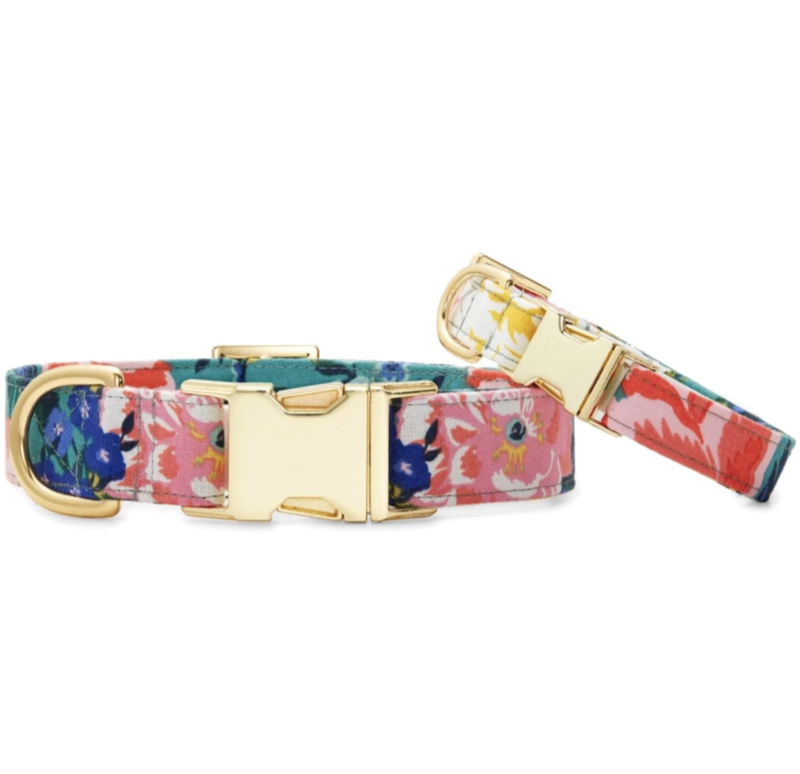 Bouquet Dog Collar