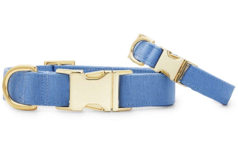 Periwinkle Dog Collar