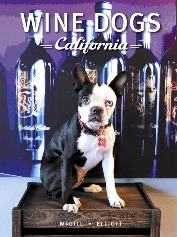 Wine Dogs California Book