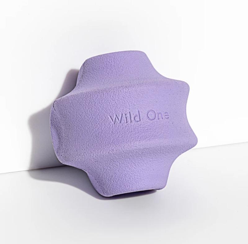 Wild One Twist Toss Toy Lilac