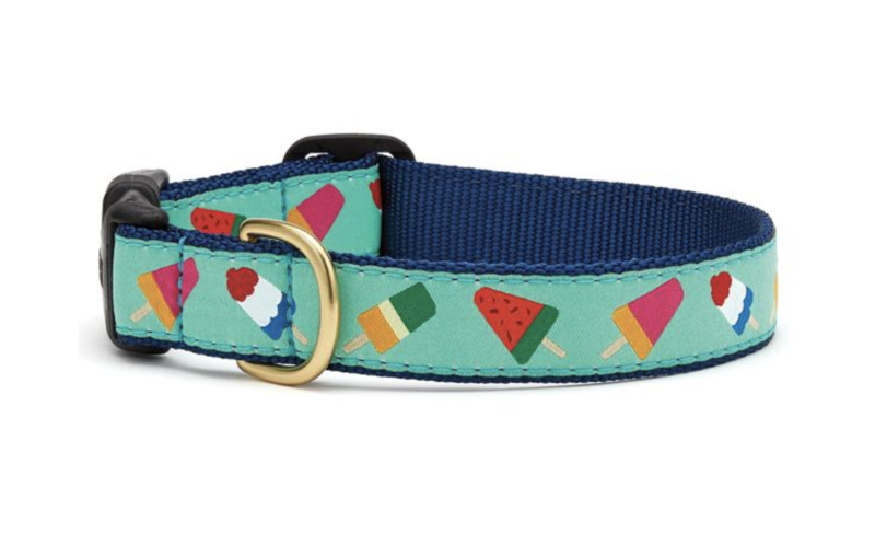 Up Country Pupsicles Collar