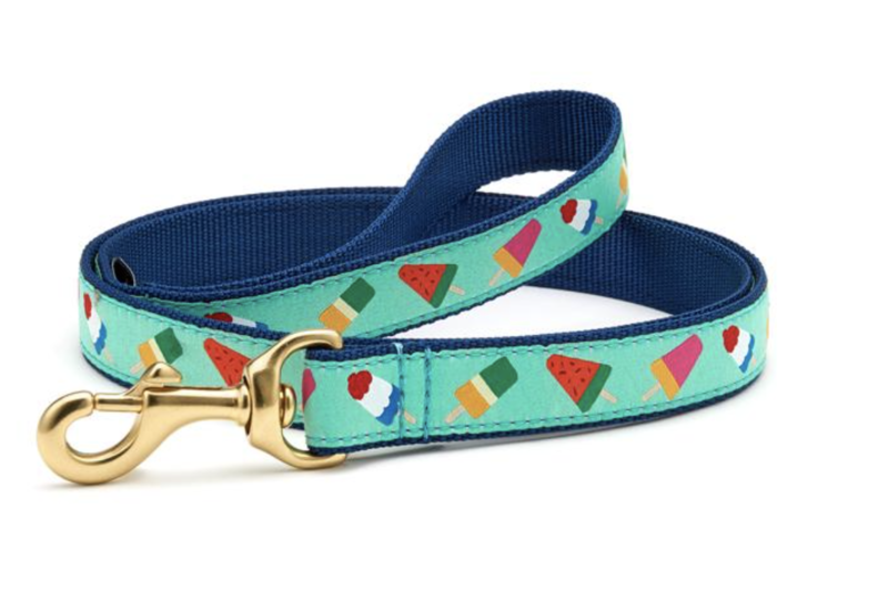 Up Country Pupsicles Lead Double Sided