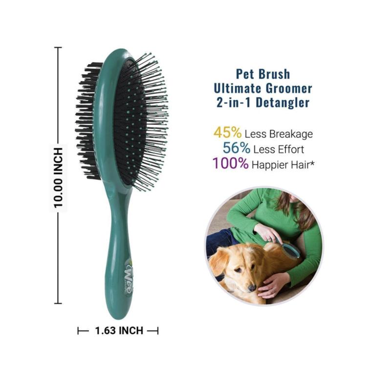 Wet Pet Brush - Ultimate Groomer
