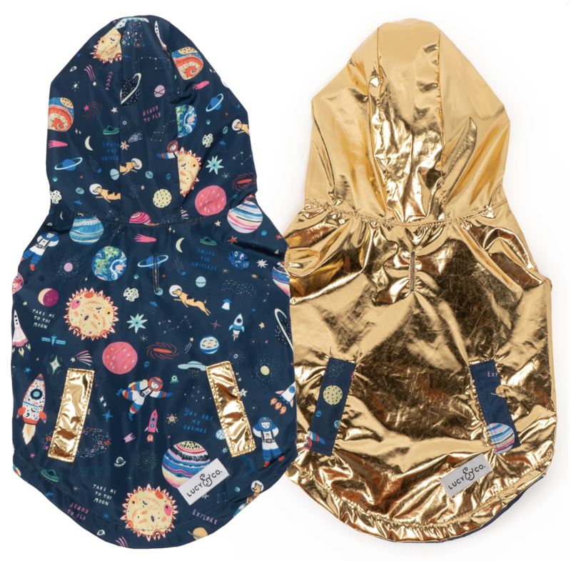 The Outta this World Reversible Raincoat
