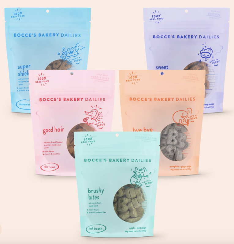 Bocce's Bakery Dailies, Soft + Chewy
