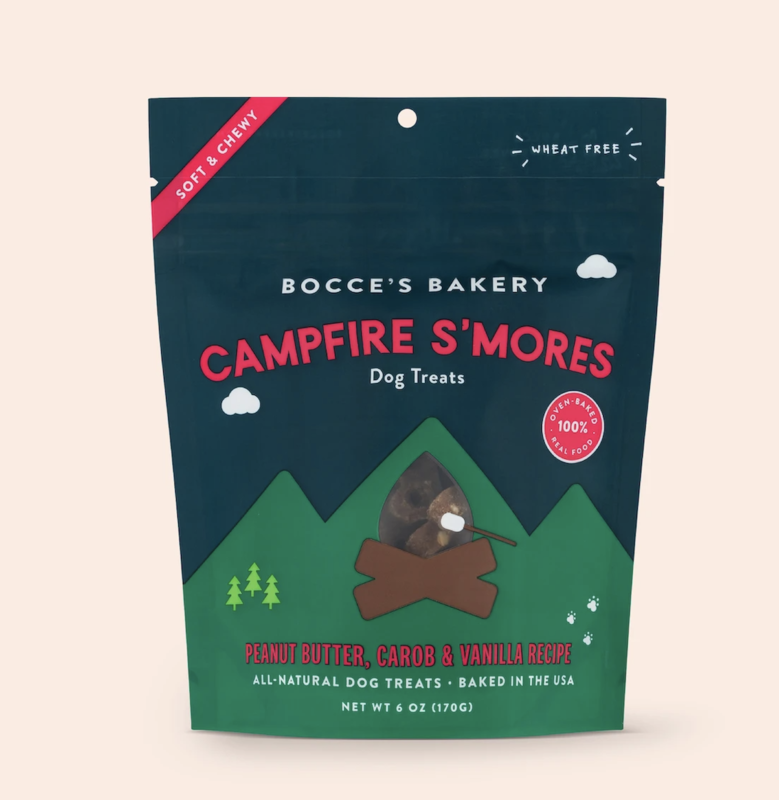 Bocce's Bakery Campfire S'More, Soft + Chewy