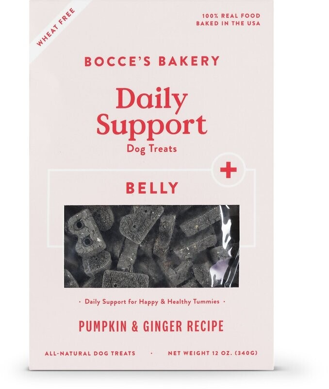 Bocce's Bakery Daily Support, Belly