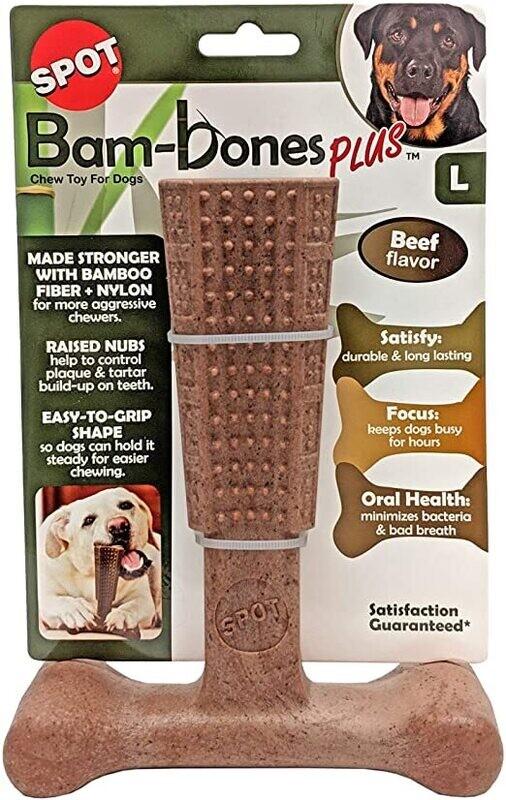 Bam-Bones Plus Chew Toy