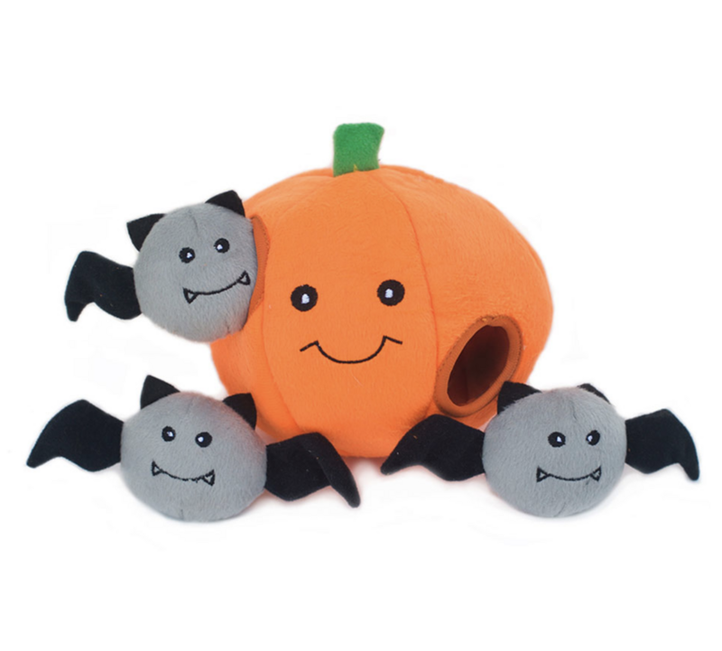 Halloween Burrow