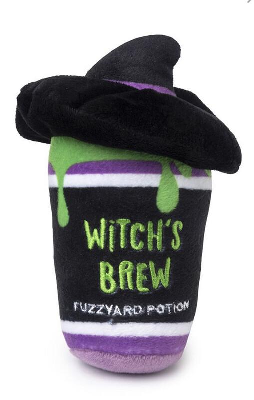 FuzzYard Witch's Brew toy