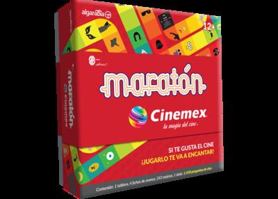 Maratón Cinemex