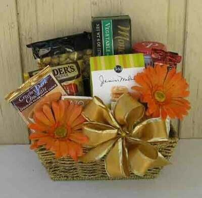 Autumn Gift Basket - Thanksgiving Gift Basket