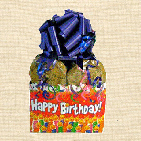 Birthday Cookies Gift