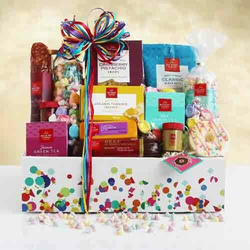 Celebration Bounty Gift Basket