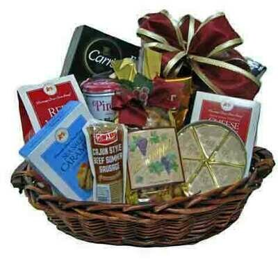 Classic Gourmet Gift Basket