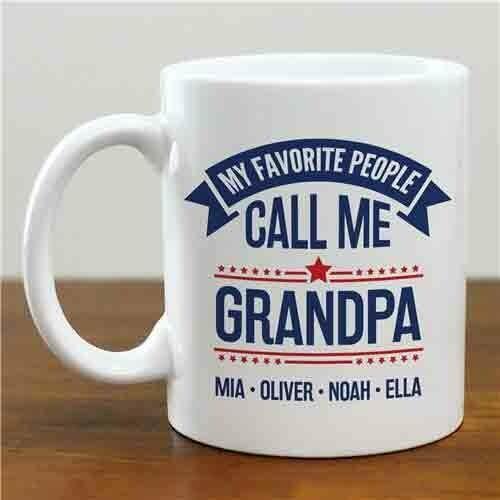 Coffee Mug for Grandpa