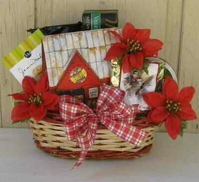 Country Holiday Gift Basket