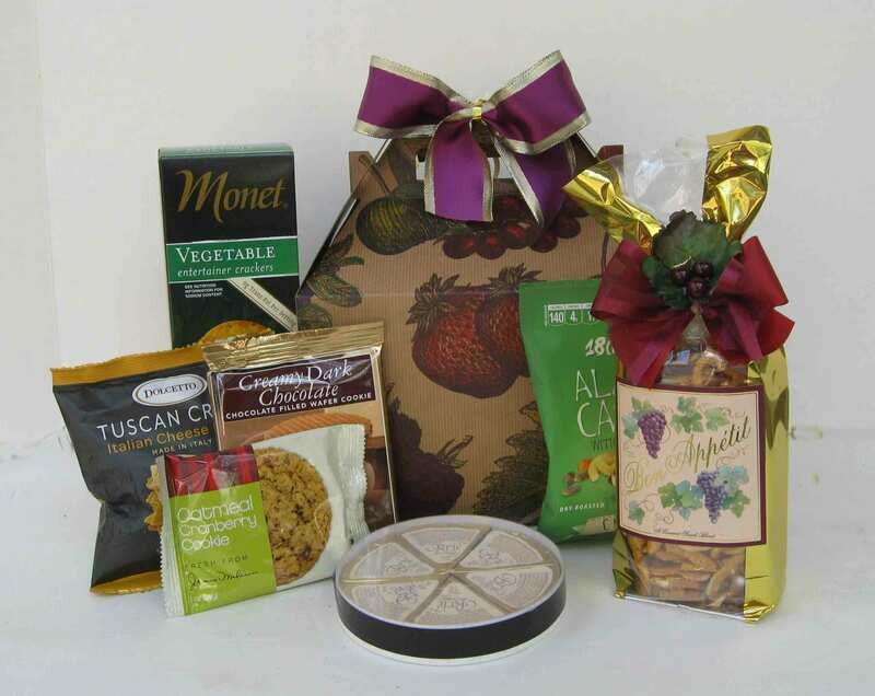 Gourmet Delight Gift Box