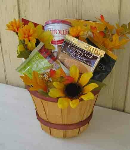 SunflowerGift Basket