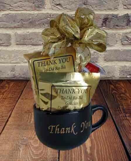 Thank You Mug Gift