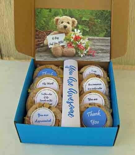 Send a Hug Cookie Box