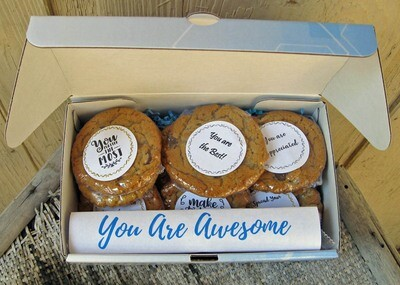 You Are Awesome Cookie Gift Box