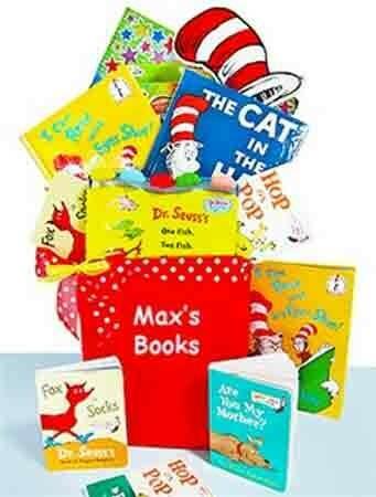 Dr Seuss Gift Basket
