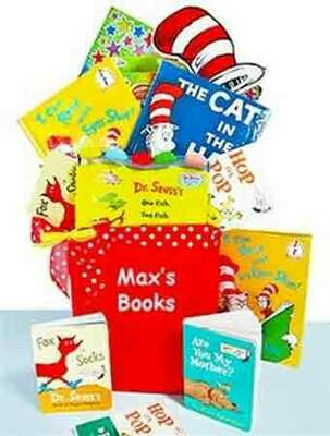 Dr Seuss Gift Basket