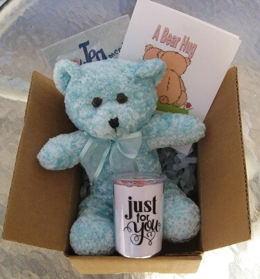 Thinking of You Bear Hug Gift On a Budget
