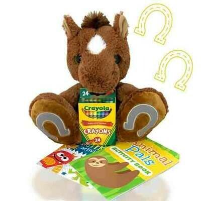 Horsing Around Kids Activity Gift