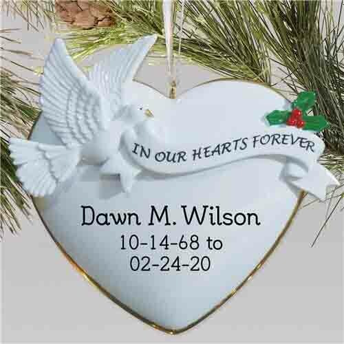 Memorial Ornament
