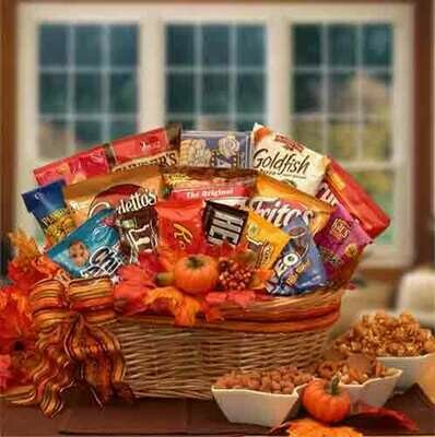Fall Snack Attack