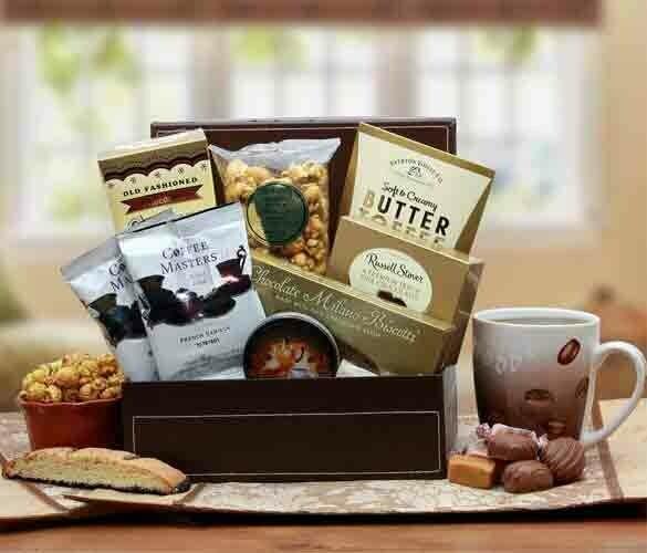 Take a Coffee Break Gift Box
