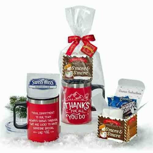 Appreciation Mug and S'mores Gift Set