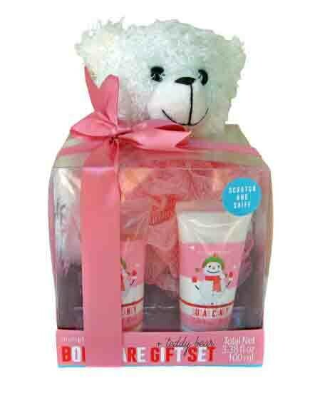 Bear Hug Spa Gift Set