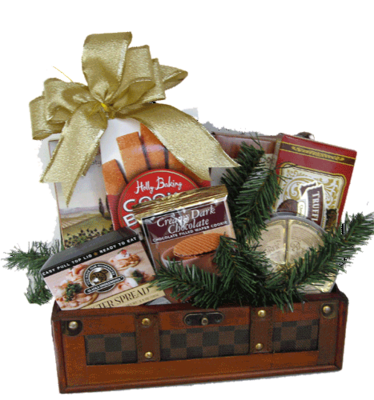Encore Gourmet Holiday Trunk