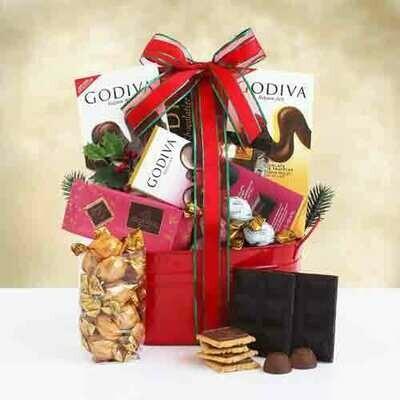 A Special Godiva Holiday