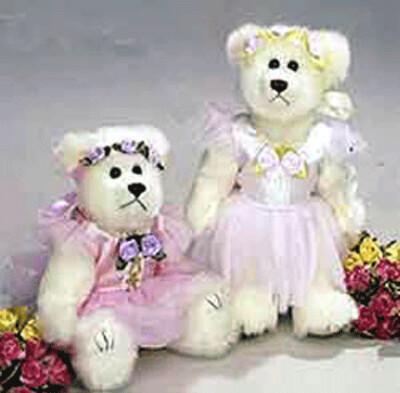 Ballerina Bear - Dancing Bear