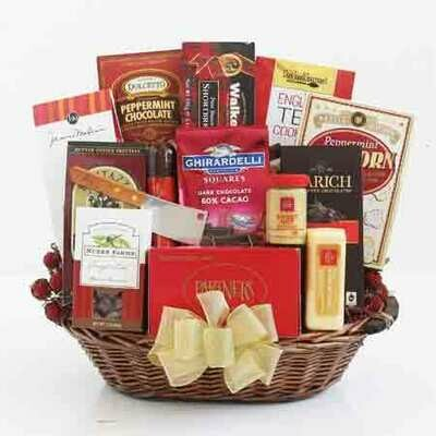 Gift Basket for a Crowd