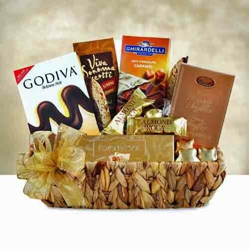 Golden Chocolate Sampler