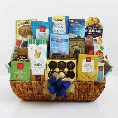 Gourmet Gift Basket for any occasion