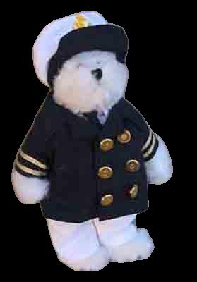 Captain Bear