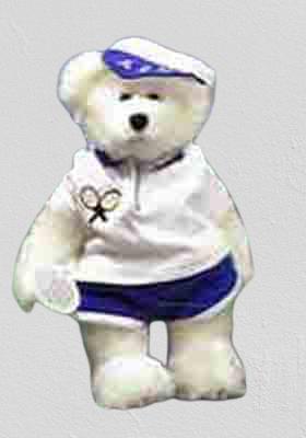 Tennis Bear - Boy or Girl