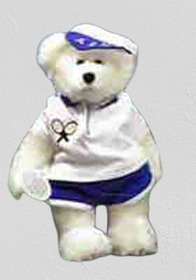 Tennis Bear - Boy or Girl